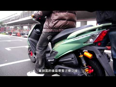 SYM New Fighter ZR 評測