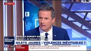 Nicolas Dupont-Aignan \