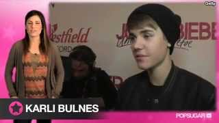 Justin Bieber Talks about his new movie with Selena Gomez (Exculsive)