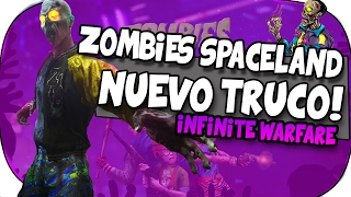 SALIR DEL MAPA!! TRUCO ZOMBIES SPACELAND - INFINITE WARFARE ||TRIKOSO||