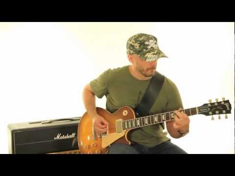 Led Zeppelin Moby Dick Intro Guitar Lesson Part 1 of 2 - Guitar Breakdown . com