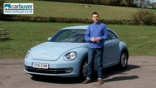 Volkswagen Beetle hatchback review - CarBuyer