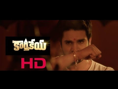 Karthikeya Movie Teaser - Nikhil Siddharth, Colours Swati