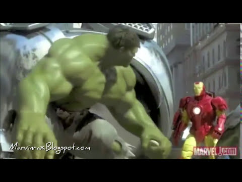 Iron Man, Hulk y Spider Man [Español Latino]