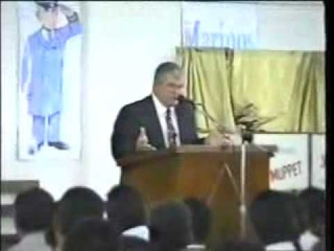 Algo Muy Sublime. Pastor Tommy Ashcraft.