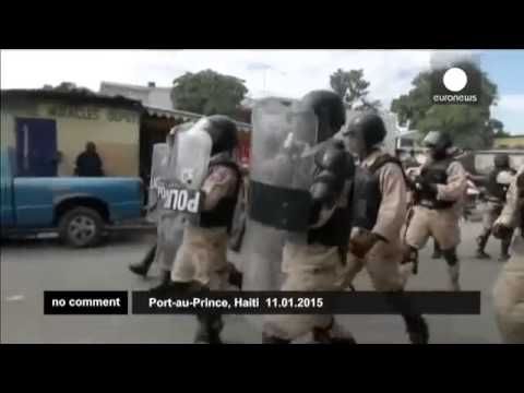 2015 End Times News Haiti on the rise of another war