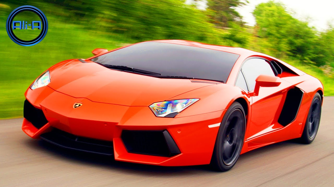 "Top 5 Fastest Cars >> Forza 5 XBOX ONE Gameplay - ""LAMBORGHINI AVENTADOR"" on Top Gear track! - (Motorsport Cars Racing ..."