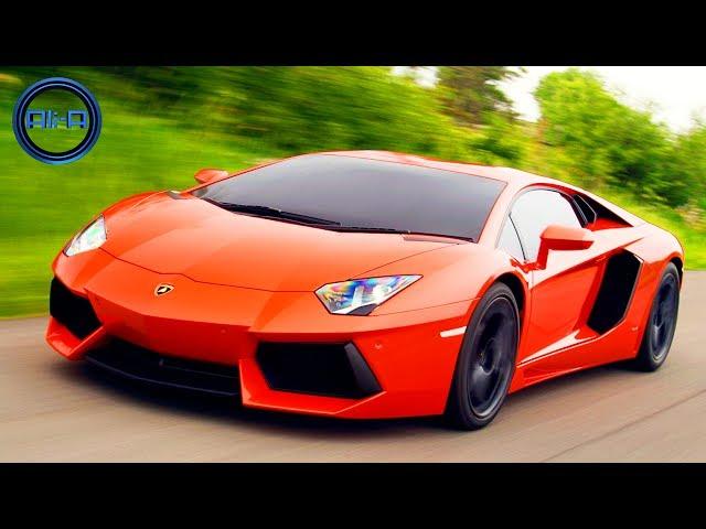 "Forza 5 XBOX ONE Gameplay - ""LAMBORGHINI AVENTADOR"" on Top Gear track! - (Motorsport Cars Racing)"