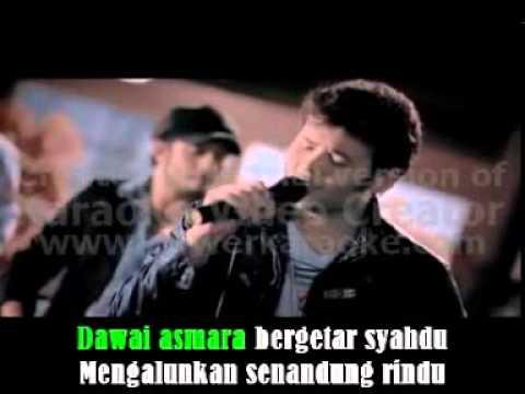 Ridho Roma.dawai Asmara- Karaoke video