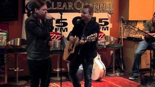 """Download Lagu Shinedown performs """"Second Chance"""" in the 94.5 The Buzz studio Gratis STAFABAND"""