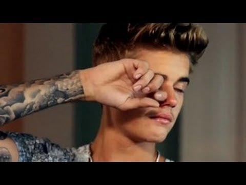 Justin Bieber Worst Moments In The United States - Car Accident Involvment and More