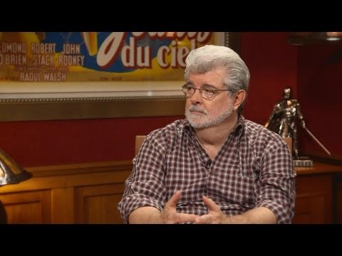 Part 1: George Lucas & Kathleen Kennedy Discuss Disney and the Future of Star Wars