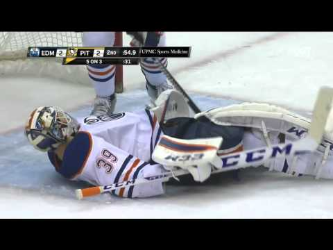 Oilers @ Penguins Highlights 11/28/15