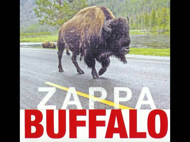 Frank Zappa - Buffalo (full album)
