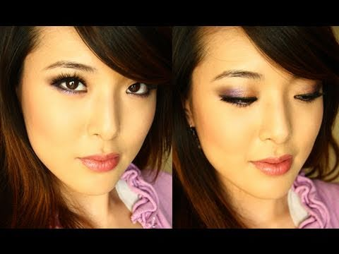 Prom Tutorial: Adaptable Golden Purple