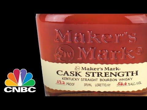 Maker's Mark 'Cask Strength' Borubon: Chairman Bill Samuels Jr.    CNBC