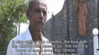Eye Witness of Aranthalawa Massacre