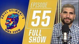 Leon Edwards, Michael Bisping, Felicia Spencer | Ariel Helwani's MMA Show [Episode 55 – 7/22/2019]