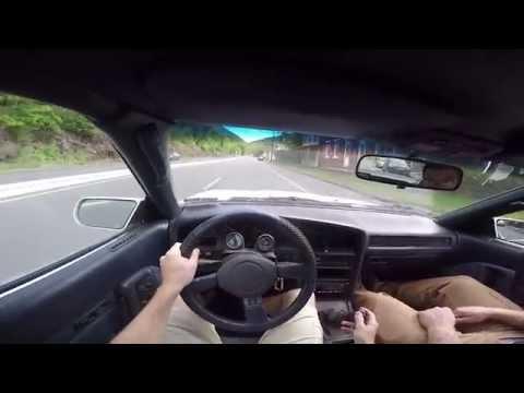 POV Drive: 1987 Toyota Supra 1jz swap