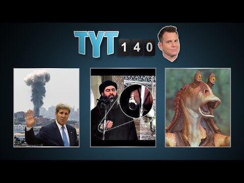 Border Children, Gaza Truce, Iraq Shrine Destroyed & Jar Jar Beats Congress | TYT140 (July 25, 2014)