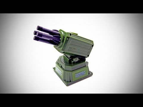 Ghost Recon Future Soldier Ultimate Edition Unboxing (MISSILE LAUNCHER)