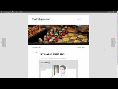 Wordpress Arrow key post navigation plugin