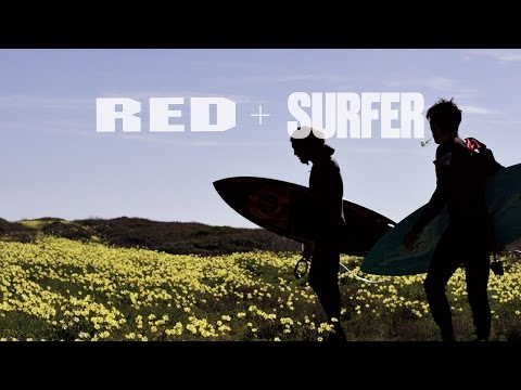 REDirect Surf 2015 - 4K Video - Jensen Young Sik shoots Chad Jackson