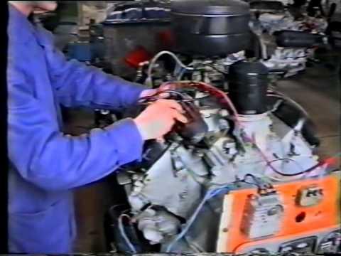 Установка трамблера газ 53 своими руками