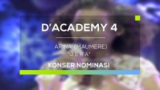 Arina, Maumere - Jera D`Academy 4 - Konser Nominasi 35 Group 5