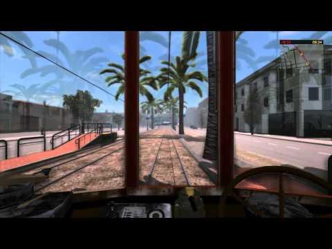 Let's Play #002: Bus- & Cable-Car Simulator San Francisco [HD | GAMEPLAY]