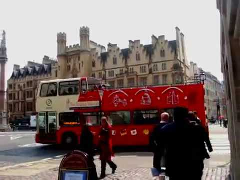 Westminster Abbey, London with Jeremiah Christopher Video