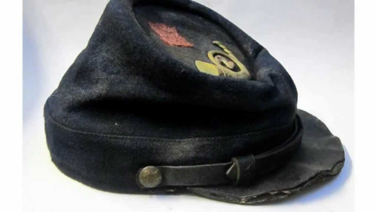 Civil War Union Cavalry Hat American Civil War Kepi Hat or