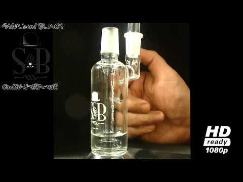 SHELDON BLACK CONCENTRATOR - 420 PARADISE - Hash Weed Kush BHO Wax Budder Oil