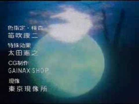 NGE TV-Ending (Fly Me to the Moon)