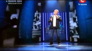 """Bohemian Rhapsody"" by Fyodor Rytikov on ""Ukraine got talent"""