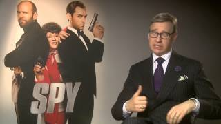 Spy | Paul Feig On Who He'd Like To Work With | 2015
