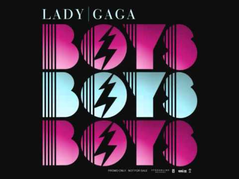 Lady Gaga - Boys Boys Boys video