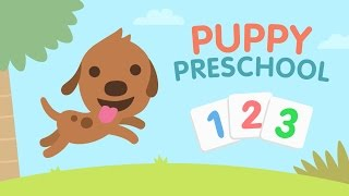 Sago Mini Puppy Preschool Official Trailer