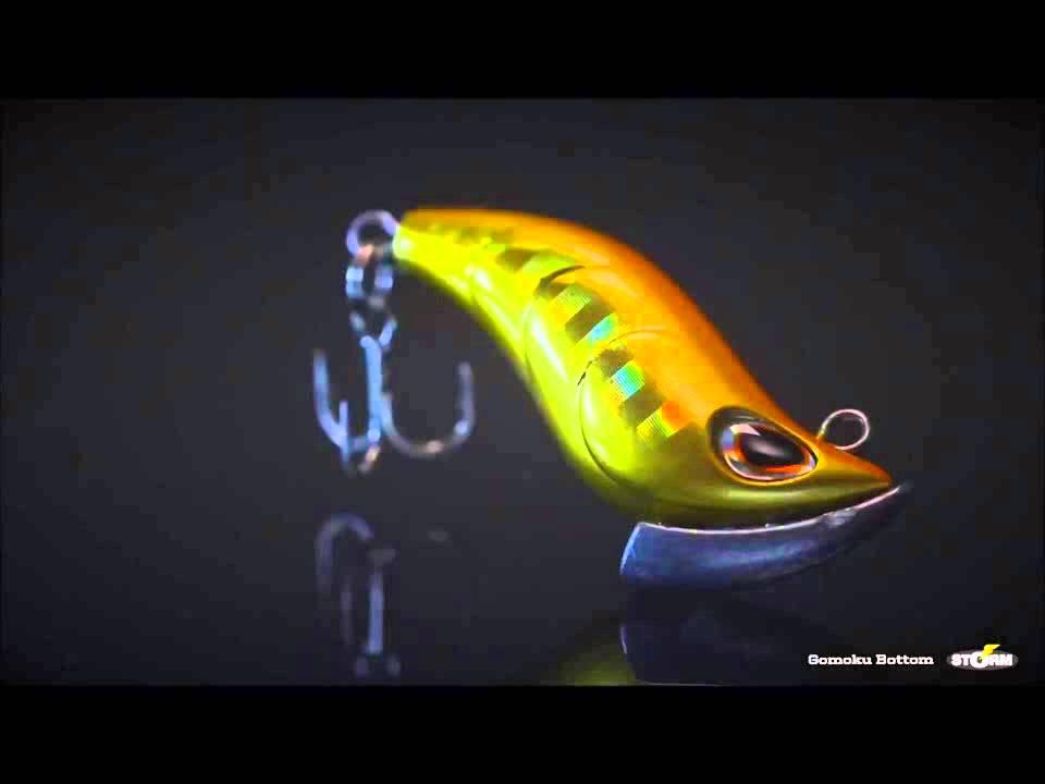 Storm Gomoku Bottom Sinking Lure   3cm   2 5 grams