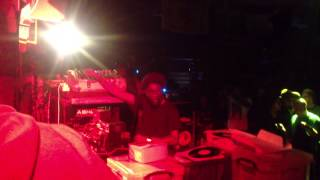 Abashanti-King Alpha-Instruments of Jah Scala 31/05/13 Part 1