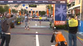 2015 Miami Marathon broadcast as aired on the Universal Sports Network