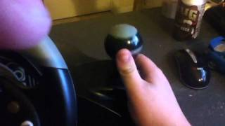MadCatz MC2 Racing Wheel Video Review
