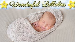 Best Relaxing Baby Sleep Music ♥♥♥ Super Soothing Bedtime Lullaby ♫♫♫ Sweet Smiling Newborn