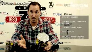Product Review of C4 Ripped & C4 Mass From Cellucor by Mark Gilbert