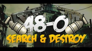 48-0 Search and Destroy MW3 (9v9) Double MOAB (ACR + FAD)
