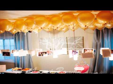 Aprende como decorar con globos