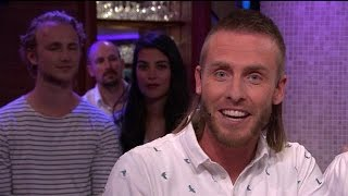 Nathan steekt alle leraren een hart onder de riem - RTL LATE NIGHT