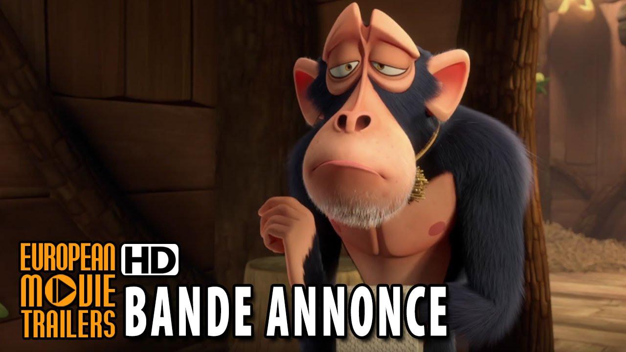OUPS! J'AI RATÉ L'ARCHE... Bande Annonce (2015) HD