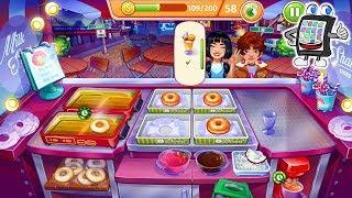 Cooking Craze Spiel Deutsch - EIGENES RESTAURANT LEITEN! Spiel mit mir Apps mit Kaan