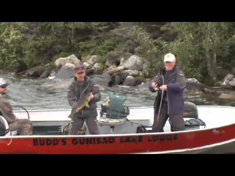 Americana Outdoors 2013- Fishing Canada for Walleye and Pike